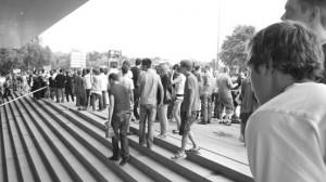 Kulturhauptstadt Metropole Ruhr und die Loveparade: Das ganz große Rad drehen oder am Rad drehen?