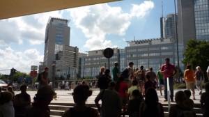 Kulturhauptstadt2010's A40 Still-Leben (4): 5 Millionen bilden einen Stau nach