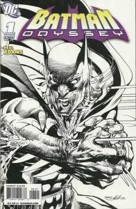 """Comic-Zeichenkunst: Neal Adams' Comeback mit der Heftserie """"Batman Odyssey"""""""