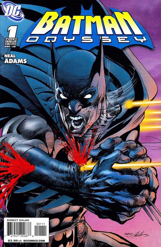Neal Adams hat im Bereich der Comics viele Jahre lang, nachdem er sich nach den 70er Jahren von DC verabschiedet hatte, noch Titelblätter gezeichnet. Es galt damals, dass ein Comicheft mit einem Adams-Cover mehr Auflage macht.