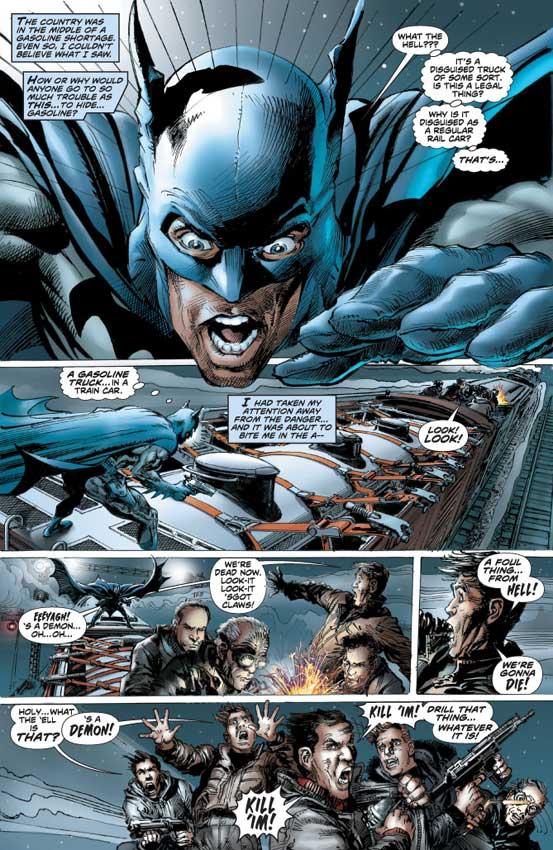 Es wird gesagt, dass kein Zeichner Batman besser interpretiert hat als Neal Adams. Mir fällt noch Jim Aparo ein. Für Furore hatte eine kurze Zeit lang auch Marshall Rogers mit seiner Interpretation gesorgt.