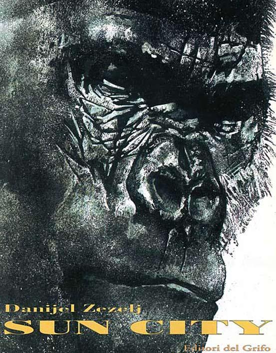 Cover einer Grafic Novel des Kroaten Danijel Zezelj, der in Deutschland noch relativ unbekannt ist.