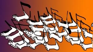 Mediale Flötentöne für Guttenberg: Die andere Art des Militärmarsches oder warum Fußnoten gerne zu Flötentönen der Massenmedien marschieren