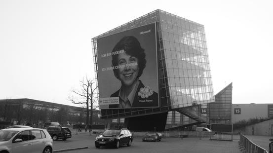 In Hannover empfindest Du den Untergang der Menschheit hautnah.