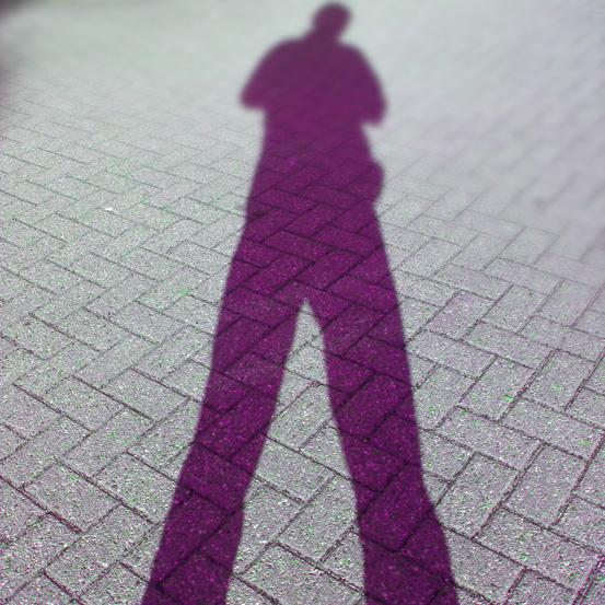 Ihr seid wie mein Schatten