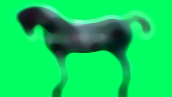 Ein trojanisches Pferd.
