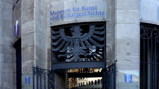 Das Museum für Kunst und Kulturgeschichte in Dortmund widmet sich der Comickunst.