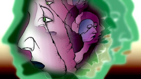 Schizophren-chaotisch