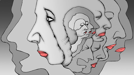Rote Lippen sollst du küssen