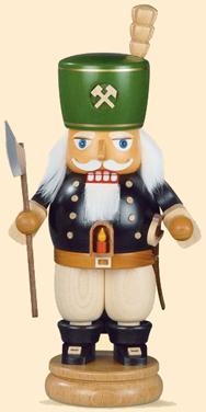 Nussknackerfigur aus Holz