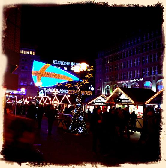 Weihnachtsmarkt Stadt Essen