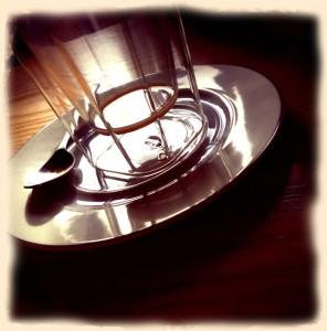Die Geschichte von den Glasspinnen
