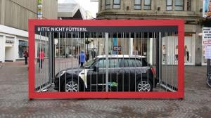 Tagebuch 30.05.2014: Blickfang-Werbeobjekt der Begierde