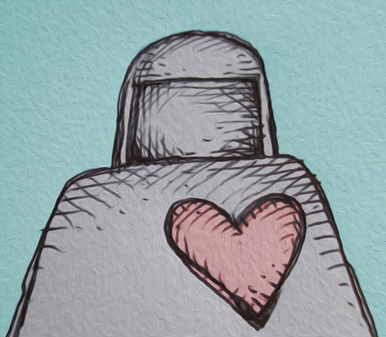 Soldat der Liebe