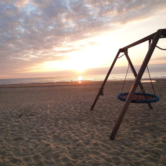Strandschaukel