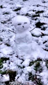 Kindergeschichte: Bärie, der Schneemann