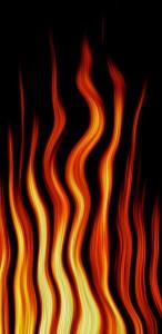 Wasser auf die Mühlen des Öls im Feuer