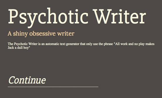 Psychoschreiben
