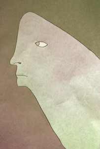 Gesichtsverdrohung