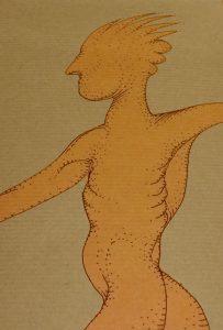 Comickunst-Ausstellung 2011: Moebius Transe Forme