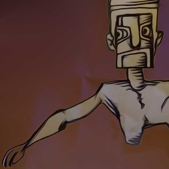 Männlicher Körper