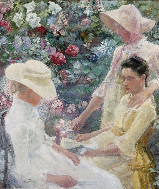 Toorop-Impressionismus