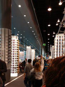 Frankfurt 2017: Die Buchmesse als visuelles Erlebnis