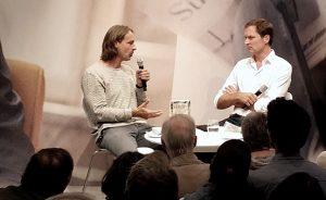 Frankfurt 2017: Richard David Precht auf der Buchmesse über den Philosophen als Generalisten
