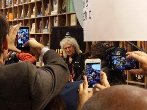 Frankfurt 2017: Prominentes Schaulaufen auf der Buchmesse