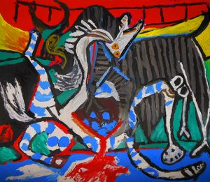 Was haben Picassos Stierbilder mit dem Neoliberalismus zu tun?