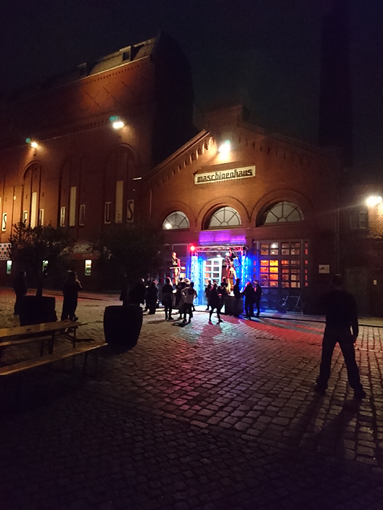 Location Kulturbrauerei Berlin