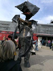 Schnitzeljagd 2018 – Das Moers Festival
