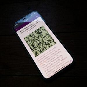 Tagebuch: Warum das iPhone in Wirklichkeit ein EiPhone ist