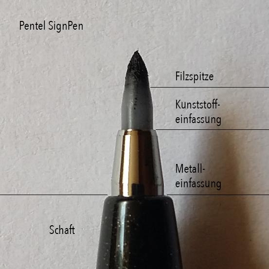 Pentel SignPen